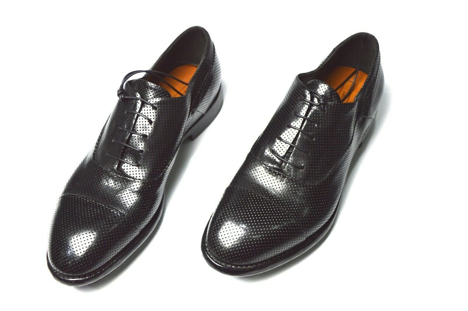 NEW LEMARGO Dress Leather shoes  Size Eu 42.5 Us 9.5 (CodLM1)