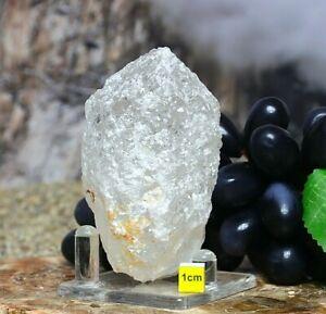 Rare Himalayan Ice Quartz / Nirvana Quartz Crystal Natural Mineral Healing 366g