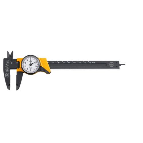 Wiha Uhrmessschieber dialMax® ESD Ablesung 0,1 mm 150 mm