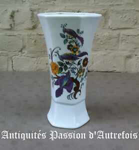 Responsable B2017574 - Vase En Porcelaine - 22 Cm De Hauteur