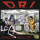 Dealing with It by D.R.I. (Punk) (Cassette, Nov-1995, Beer City Records)