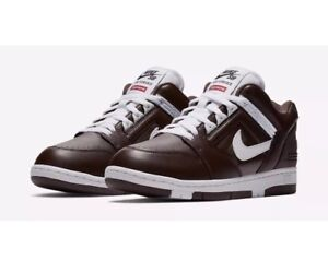 best sneakers 198bb 4a627 Image is loading N45-Nike-SB-X-Supreme-Air-Force-2-