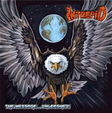 INTREPID -  The Message ... Unleashed (NEW*LIM.500*US SPEED METAL*HELSTAR*FORTE)