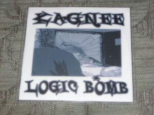 Kagnee-Logic-Bomb-CD-Single-NM