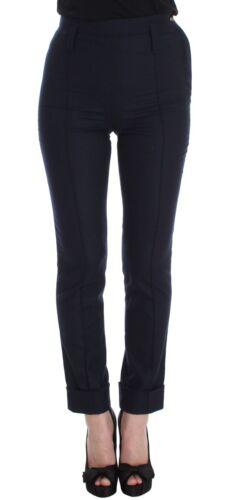 laine Scervino It38Us4Xs Slim bleu Ermanno Pantalon en dᄄᆭcontractᄄᆭ WI29YDEH