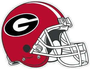University-Of-Georgia-Bulldogs-Helmet-Vinyl-Decal-You-Choose-Size-2-034-34-034