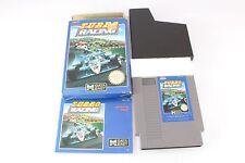 NES Nintendo Turbo Racing Pal Game Collector's Cart Stunning