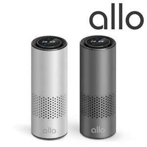 Allo Portable Usb Air Cleaner Purifier Hepa Filter Carbon