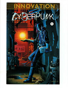 Cyberpunk #1 - Innovation - 1989 | eBay