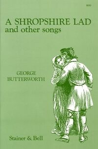 Instruction Books, Cds & Video Butterworth Shropshire Lad & Other Songs