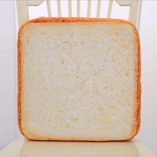 Toast Bread Cat Pillow Dog Pet Supplies Bed Mat Soft Cushion Plush Seat Gifts CB