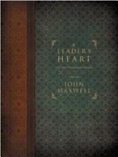 Leader's Heart : 365-Day Devotional Journal by John Maxwell (2010, Hardcover)