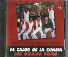 Al Calor De La Cumbia Los Diablos Rojos Latin Music CD New