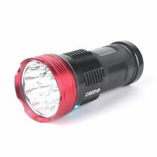 Original SKYRAY KING S99 9xCREE 9T6 LED Torch Flashlight Lamp