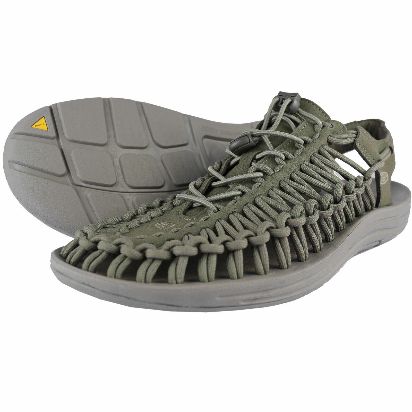 On Cloud NavyWeiß Herren Running Schuhe echtes Leder
