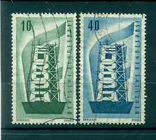 Allemagne -Germany 1956 - Michel n. 241/42 - Europe