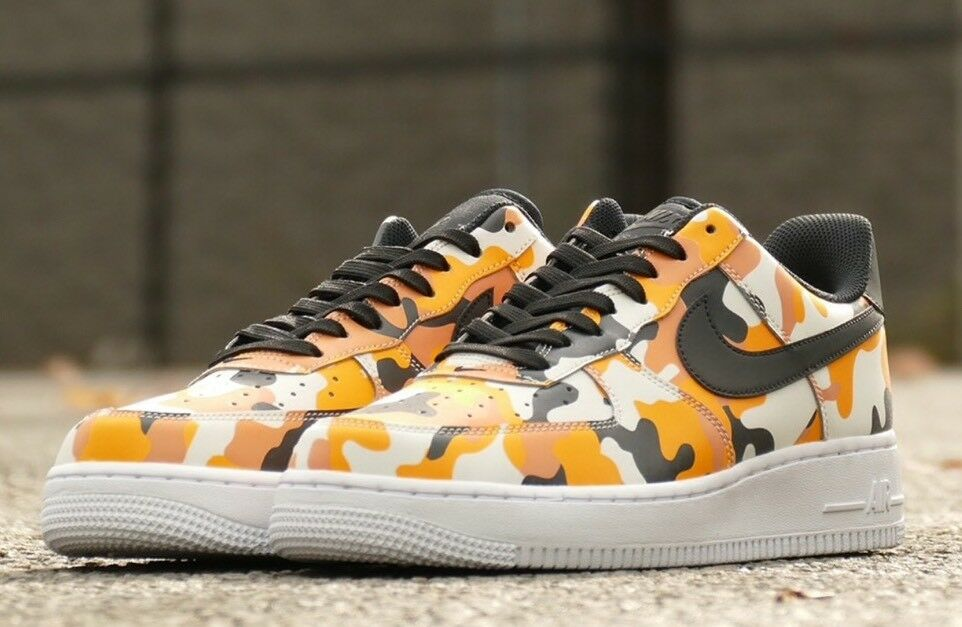 Seasonal clearance sale NIKE AIR FORCE 1 '07 LV8  COUNTRY CAMO PACK Price reduction