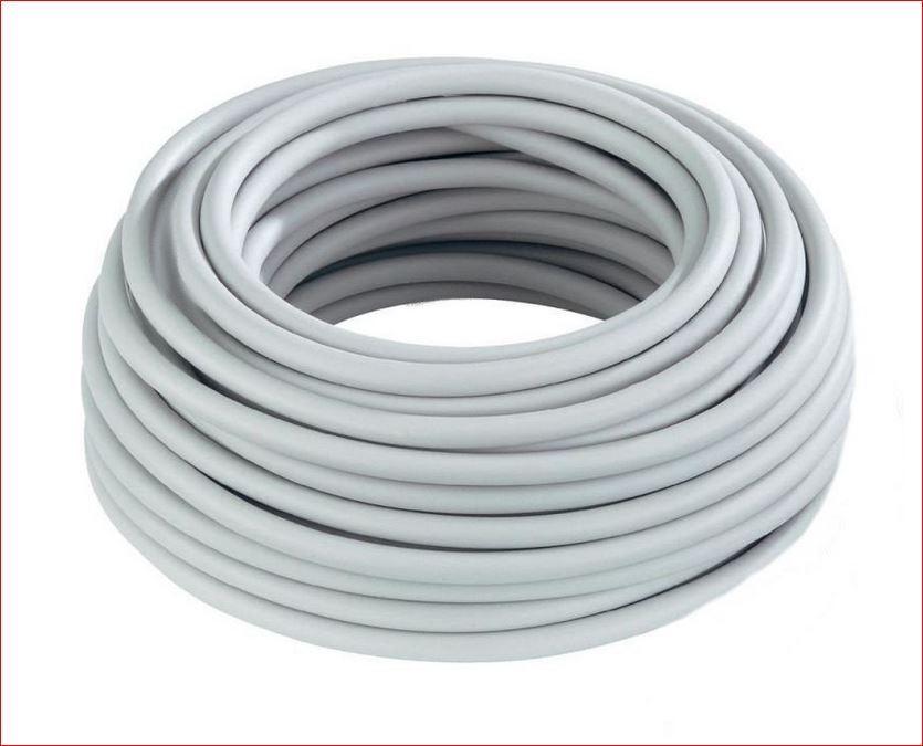 NYM-J 7 x 1,5 mm² Mantelleitung grau mit Schutzleiter 10-25-50-100 Meter  | Billig