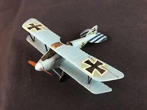 Vintage-Albatros-D-III-Biplane-Craftsman-Built
