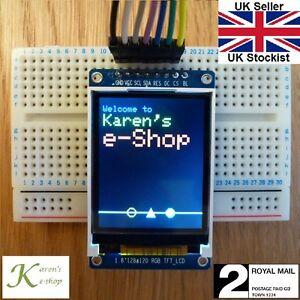 1-8-034-inch-ST7735-128x160-SPI-Colour-TFT-LCD-Display-Module-Arduino-Raspberry-Pi