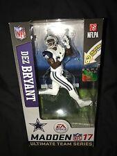 NFL Madden 17 Series 3 McFarlane Dez Bryant FIGURE Variant Chase Dallas Cowboys
