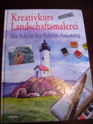 1 von 1 - Kreativkurs Landschaftsmalerei