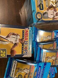 NBA Hoops Premium Mystery Pack, 10 Cards 1 RC Garunteed Ja, Zion?