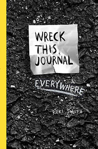 Wreck-This-Journal-Everywhere-Paperback-BRAND-NEW-FAST-DELIVERY