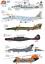 Wolfpak-Decals-72-119-Bolt-Lockheed-Douglas-Dynamics-Northrop-Falcon-Boeing miniatuur 1