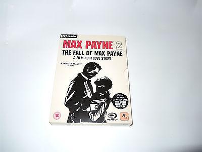Max Payne 2 Dvd Small Box Pc Videogame Ebay