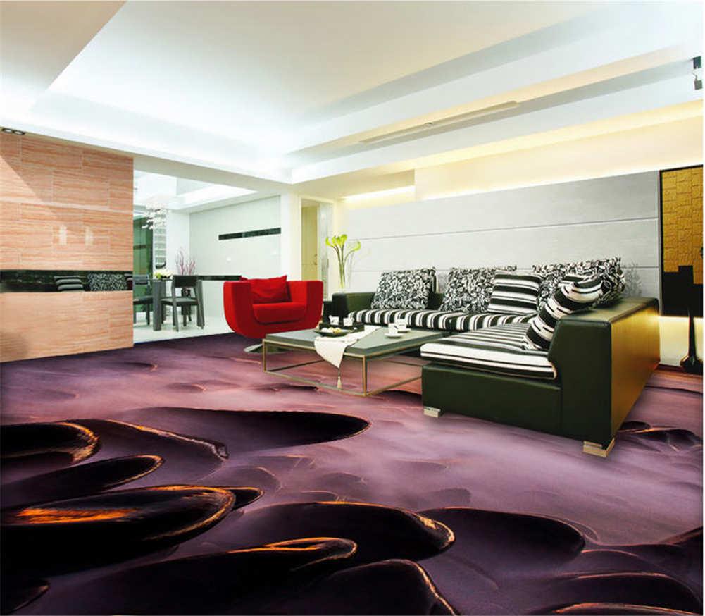 Die Aussicht Auf Den Wolken 3D Fußboden Wandgemälde Foto Bodenbelag Tapete Zuhau