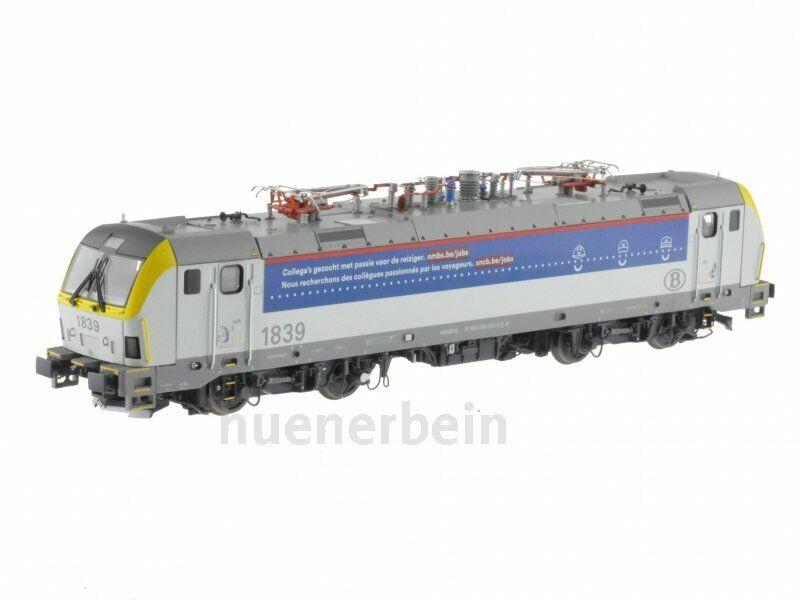 LS Modells 12719 SNCB E-lok Type 18 OOSTENDE  jobtrain  AC digital Ep6 NEU+OVP