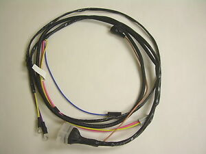1967 nova chevy ii engine starter wiring harness v8 283 327 hei 1967 nova wiring diagram image is loading 1967 nova chevy ii engine starter wiring harness
