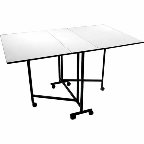 Foldable Home Hobby Cutting Mat Table Adjustable Work Surface Sewing Quilting