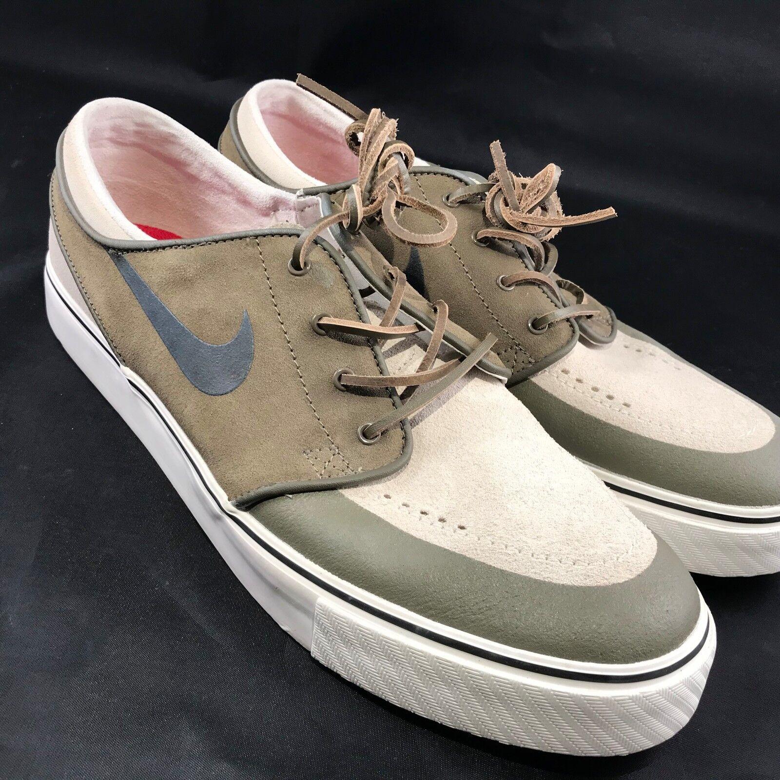 Nike stefan janoski skateboard - mens 10,5 uns 44,5 euro pr - se - 631298 201