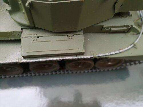 RC Tank Modélisme seilhalter standart 1:16