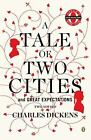 A Tale of Two Cities and Great Expectations by Charles Dickens (2010, Paperback)