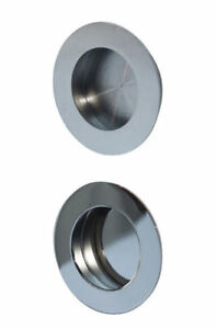FPH1003 Circular Flush Pull Handle For Timber Sliding Doors