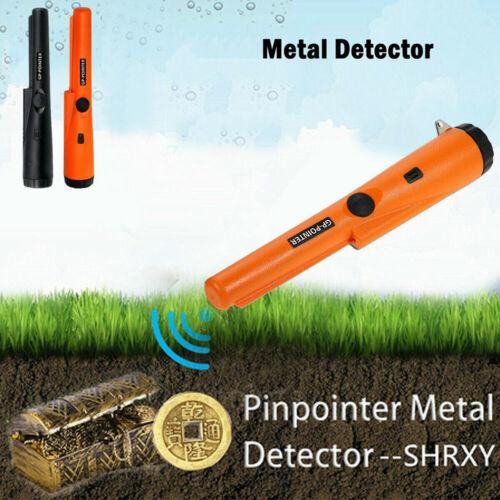 Neu  Pro-Pointer Metalldetektor Untergrund Pinpointer LED Taschenlampe DE