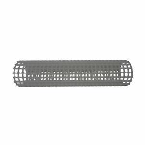 Filtersiebrohr Filterrohr 40mm/110mm/160mm x 1m wasserdurchlässiges Gitter Rohr
