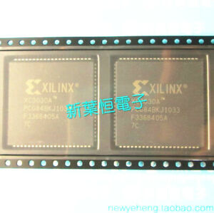 XILINX-XC3030A-7PC68C-PLCC-68-FIELD-PROGRAMMABLE-GATE-IC