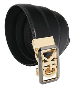 Mens Automatic Leather Belt Ratchet Buckle Fashion Designer Belts New QHA Q5002