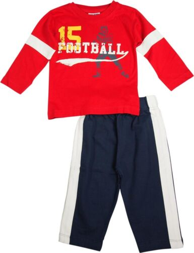 Mish Mish Baby Boys Infant Toddler Long Sleeve Cotton 2 Piece Pant Sets