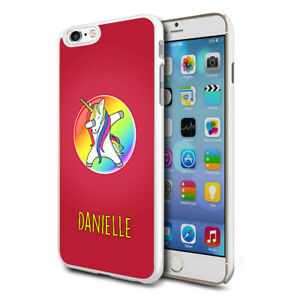 Image is loading Unicorn-Personalised-Case-Cover-for-Apple-Samsung-Initial- ea92660898