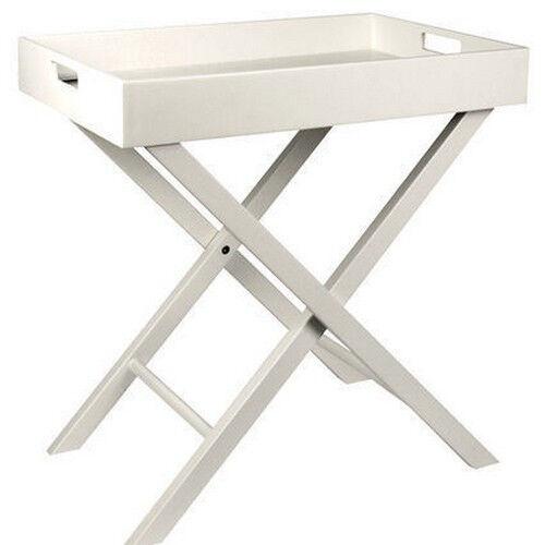 GRAND PLATEAU BOIS REPAS PETIT DEJEUNER CHAMBRE LIT PIEDS TABLE PIANT NEUF 28