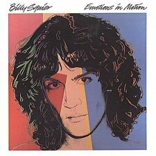 Emotions In Motion (Capitol) by Billy Squier (Cassette, Capitol/EMI Records) NEW