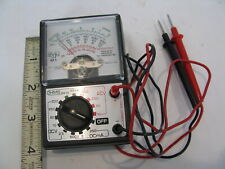 Multi Meter Ohm Model Utl M1 With Leads
