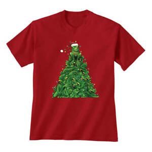 Christmas Parody.Details About Tree Frogs Funny Christmas Shirt Xmas Holiday Seasonal Santa Hat Frog Parody