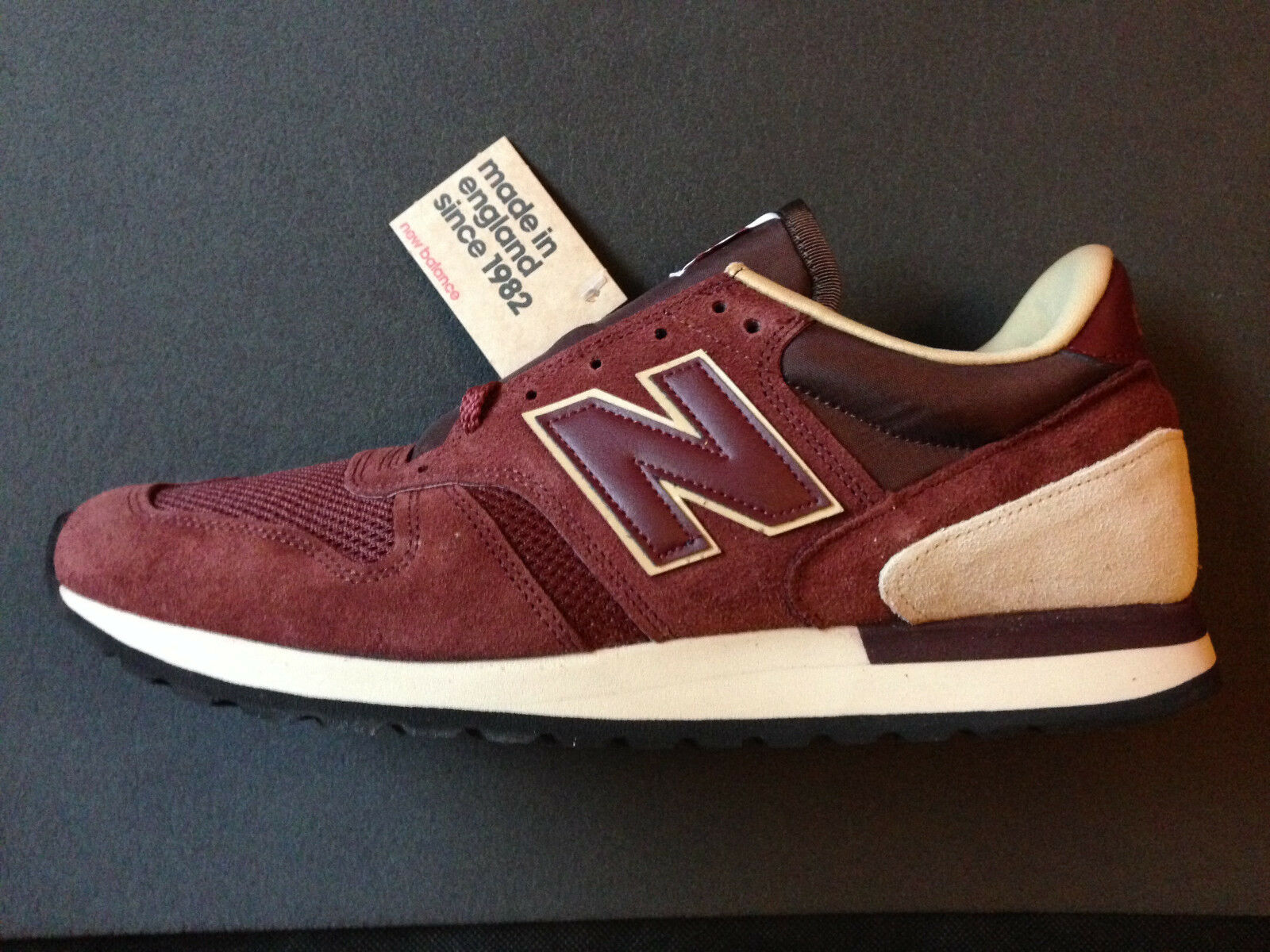 New balance m770rbb 770 made in uk vintage colourway new US 12 UK 11,5 UE 46,5