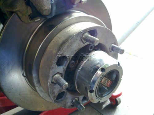 Nuevo Suzuki Jimny 32mm 5 Stud Cubo de Rueda Espaciadores SP57 M12x1.25mm Kit Para 4 concentradores *